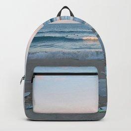 Sunset surf Backpack