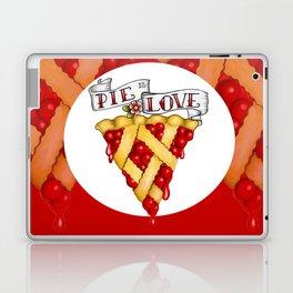 Pie Is Love Laptop & iPad Skin