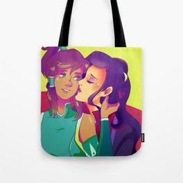 Korra & Asami Tote Bag