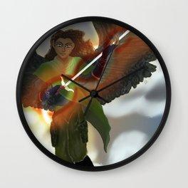 Raquel Wall Clock