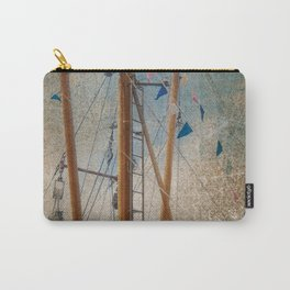 Mali in nave Carolinsiel Carry-All Pouch
