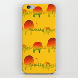 Family First iPhone Skin