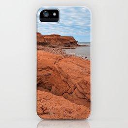 PEI North Cape iPhone Case