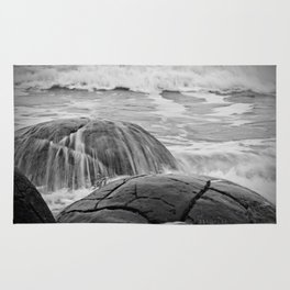 Rocky Shore Icing Rug