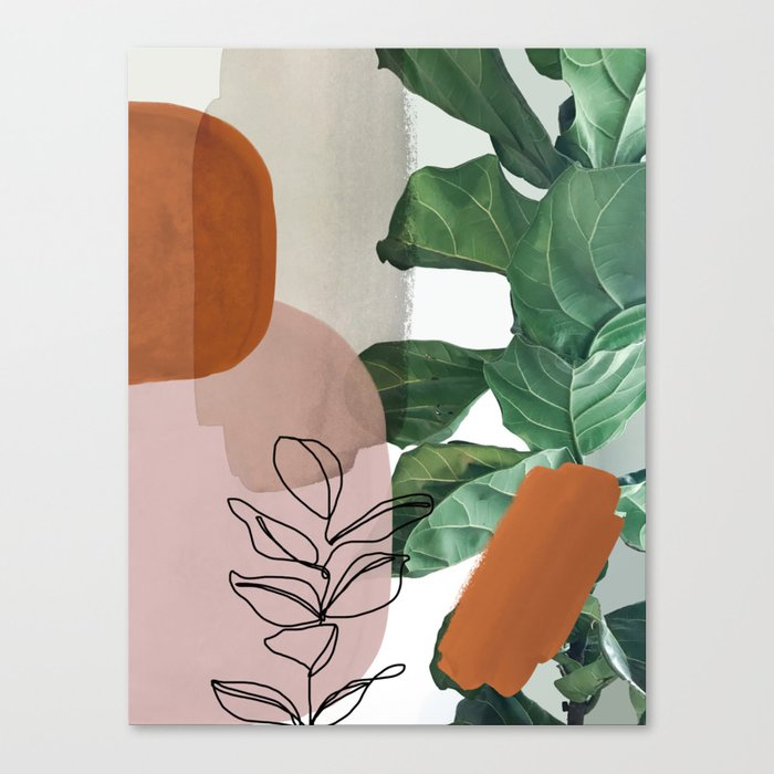 Simpatico V2 Canvas Print