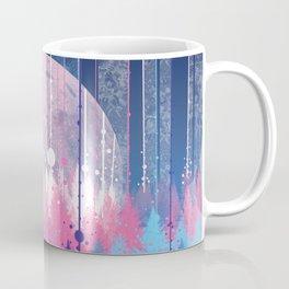 Rainy forest Coffee Mug