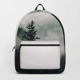 Over the Mountains and trough the Woods -  Forest Nature Photography Backpack