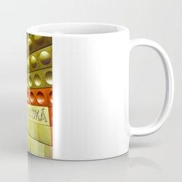 Train to Prague Coffee Mug