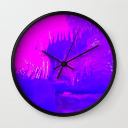 Ruby Falls Wall Clock