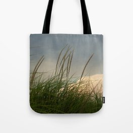 Windy // Nature Photography Tote Bag