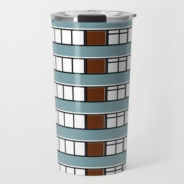 Edificio Las Américas -Detail- Travel Mug