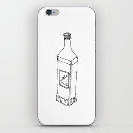 Tequila Pattern iPhone Skin