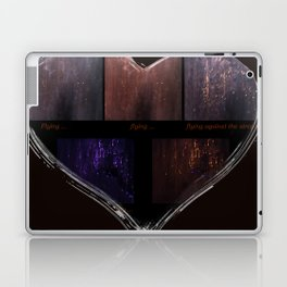 Getting There (Focusing On the Emotion) Laptop & iPad Skin