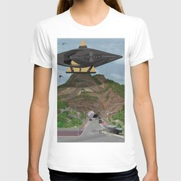 Cheyenne Mountain - Regular T-shirt