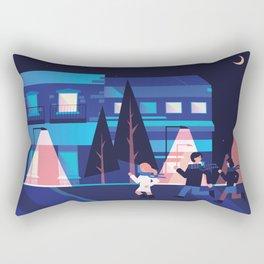 Amoureux Rectangular Pillow