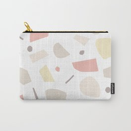 Cut Forms Carry-All Pouch