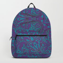 Moroccan style decor Backpack