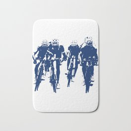 Cycling Bath Mat
