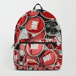 NO! Backpack