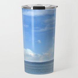 On A Clear Day Travel Mug