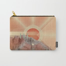 Not knowing when the dawn will come #everyweek 49.2016 Carry-All Pouch