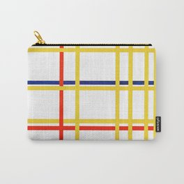 Mondrian's New York City I (High Resolution) Carry-All Pouch