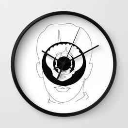 hypnosis of love Wall Clock