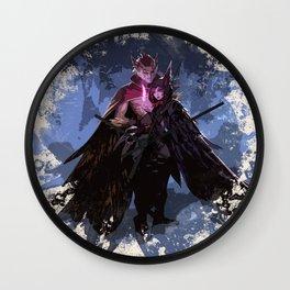 League of Legends RAKAN and XAYAH Wall Clock