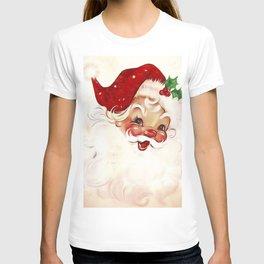 Vintage Santa 4 T-shirt