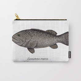 Grouper goliath Carry-All Pouch