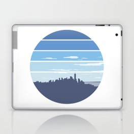 New York in the Spring Laptop & iPad Skin