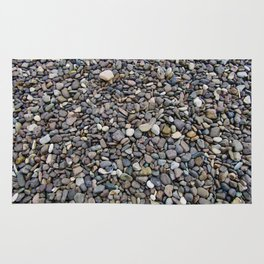 What Stories You Could Tell... Rocks of Jasper Beach Rug