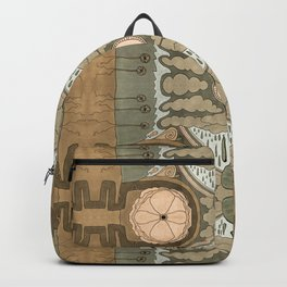 TWO WAY DROPS Backpack