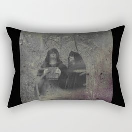 We are Cvlt Rectangular Pillow