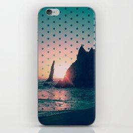 Sunrise Rock iPhone Skin