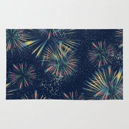 Fireworks! Rug