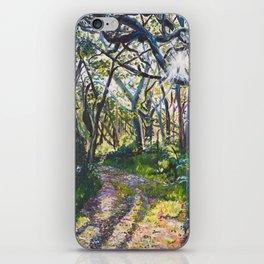 Redhead Lagoon iPhone Skin