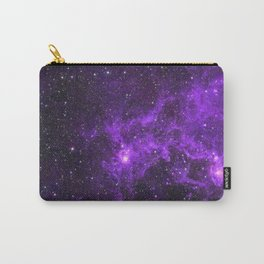 Ultraviolet Space Nebula Carry-All Pouch