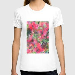 Windsor Red Rose Garden T-shirt