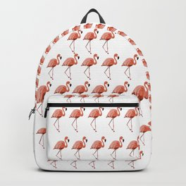 A Flamboyance of Flamingoes - Flamenco - 57 Montgomery Ave Backpack