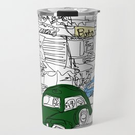 1960s Saigon Travel Mug