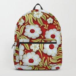 Art Flowers V3 Backpack