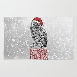 Merry Christmas II Rug