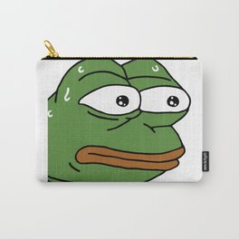 MonkaS FeelsBadMan Carry-All Pouch