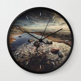 My watering hole Wall Clock