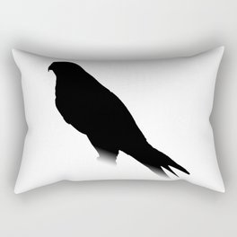 Don't Falcon With Me - London Rectangular Pillow