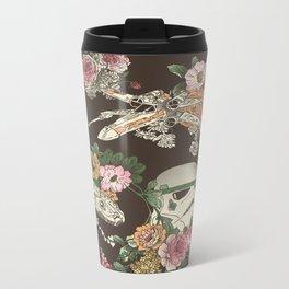 Botanic Wars Metal Travel Mug