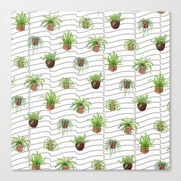 Plant Lady Canvas Print