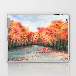 Autumn Journey Laptop & iPad Skin
