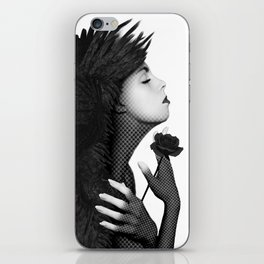 Eloa - The angel of sorrow and compassion iPhone Skin